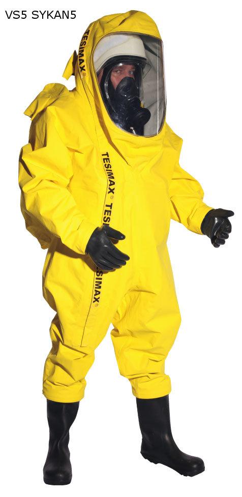 テシマックス 化学防護服