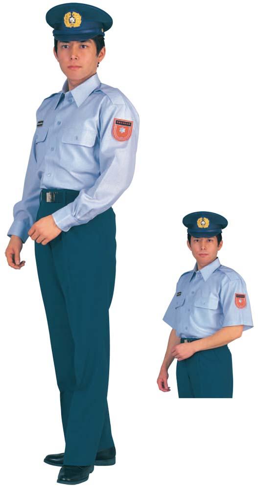吏員用夏制服 エコ1302B/エコ1302NB