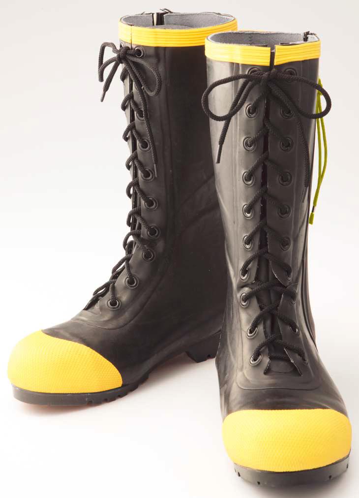 防火靴 SG-AO-GS2長靴(2017ガイドライン対応モデル)