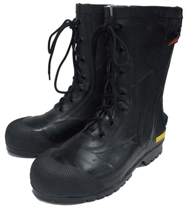 救助用半長靴兼防火靴 SG201