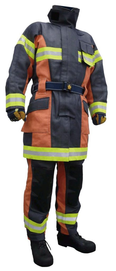 消防団員用多機能防火衣 FIRE LIGHT-FV型