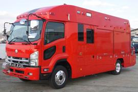 消防・救急車両