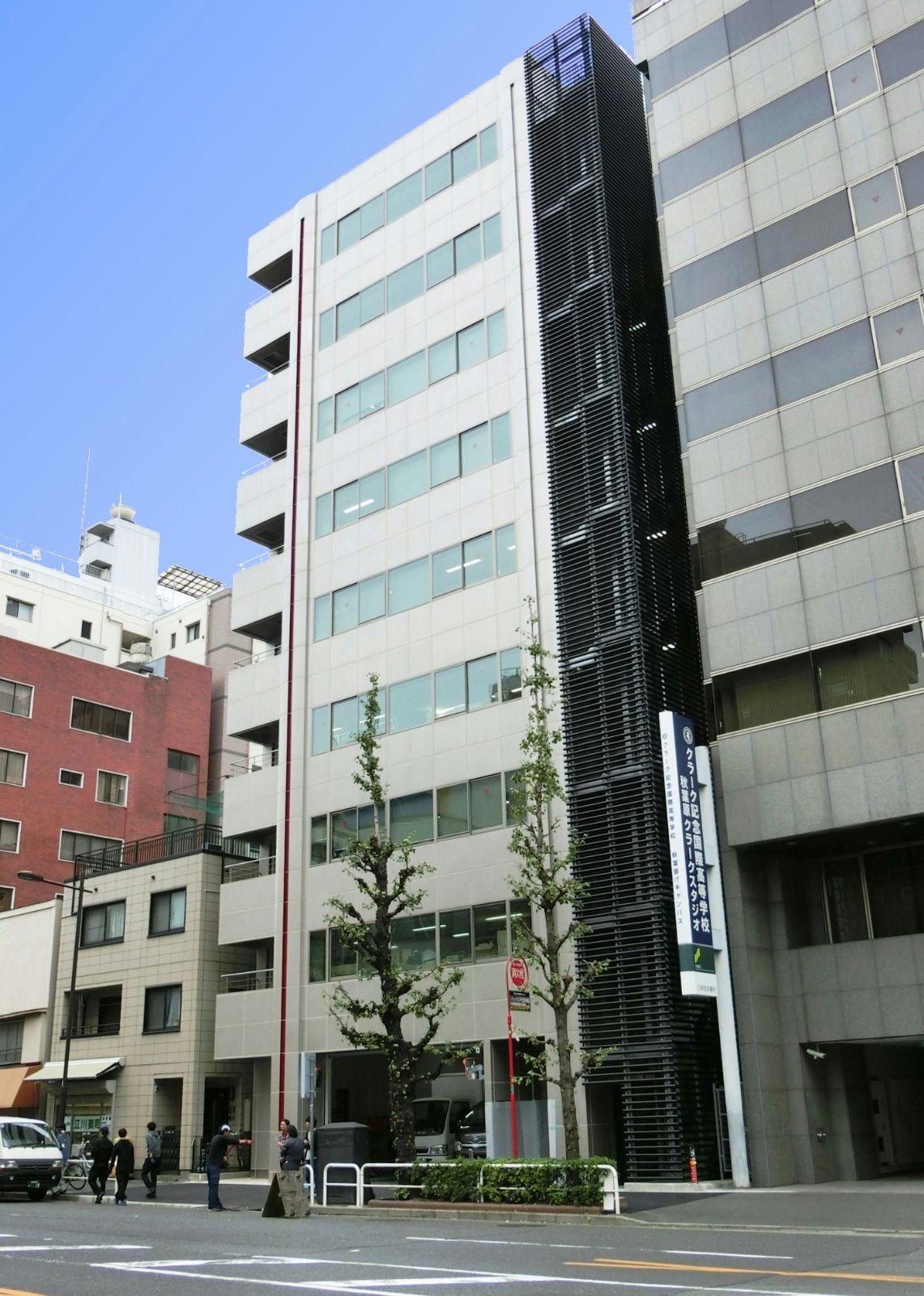 東京本社新社屋