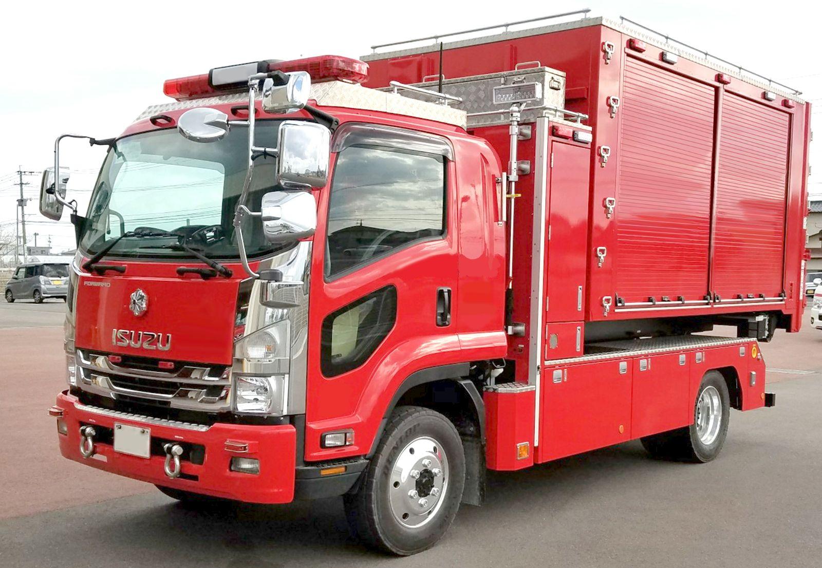 支援車Ⅱ型(18.06.14)