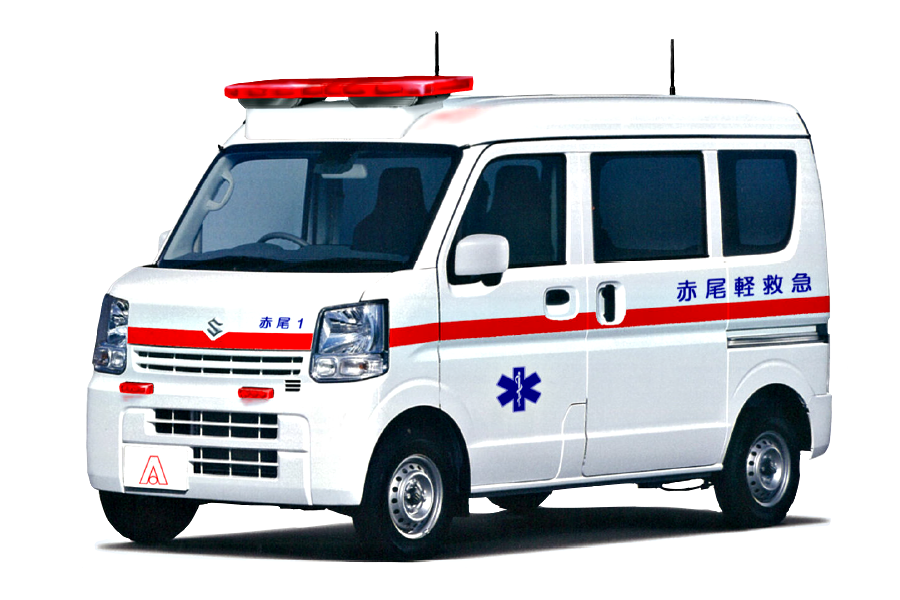 New NINO 軽救急