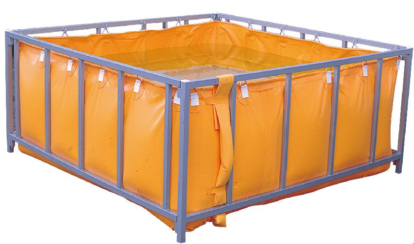 角型組立水槽