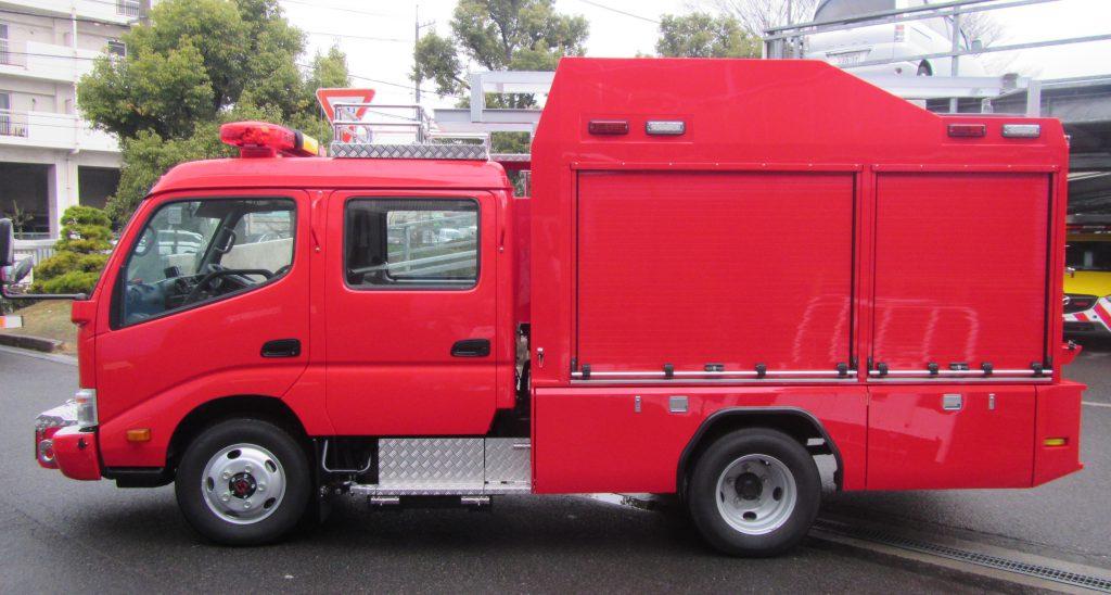 救助工作車Ⅰ型