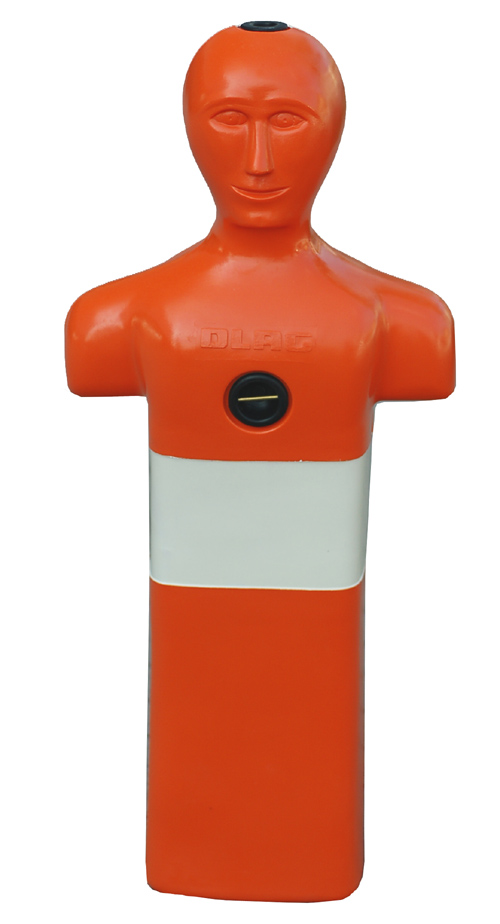 水難救助訓練人形 DLRG型 レスキューマネキン