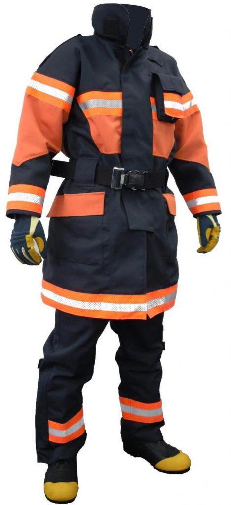 消防団員用防火衣 NEO-FV型
