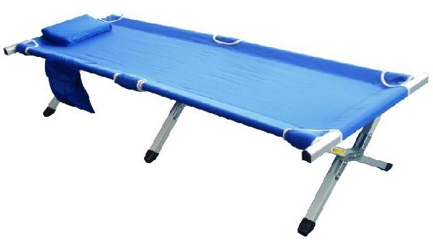 折り畳み式アルミ簡易ベッド KB-2000