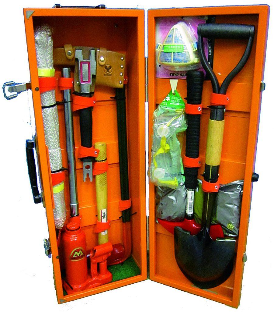 AKAO 救助工具格納箱S