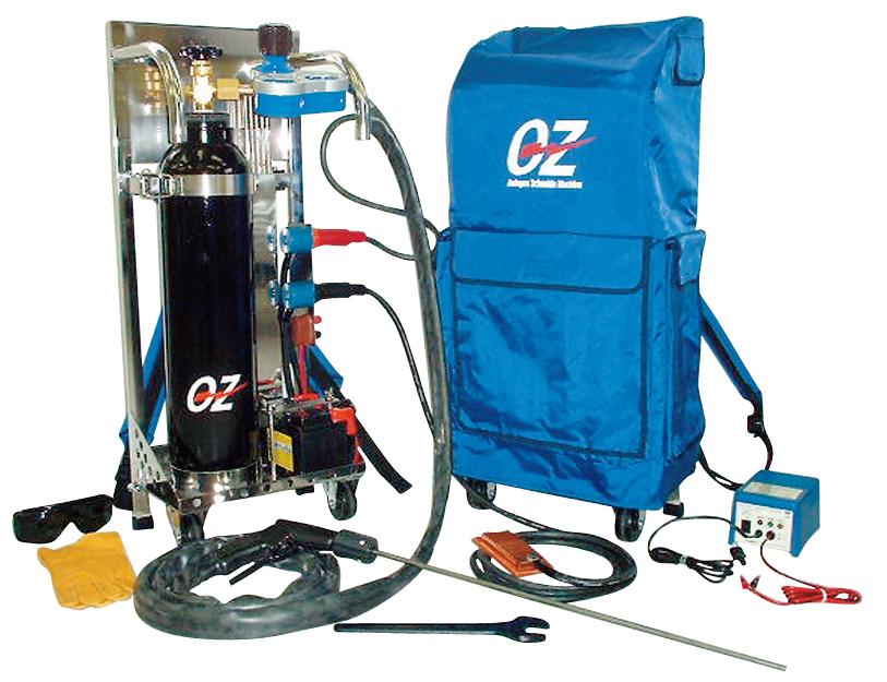 酸素溶断機 OZ