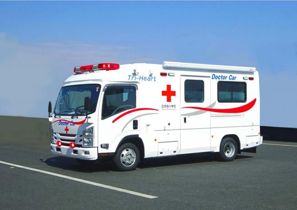 Tri-Heart ドクターカー Mobile ECMO仕様Ⅰ