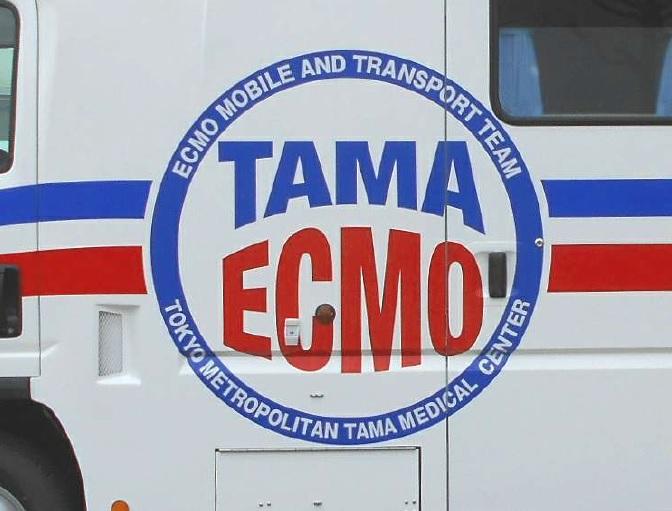 Tri-Heart ドクターカー Mobile ECMO仕様 Ⅵ