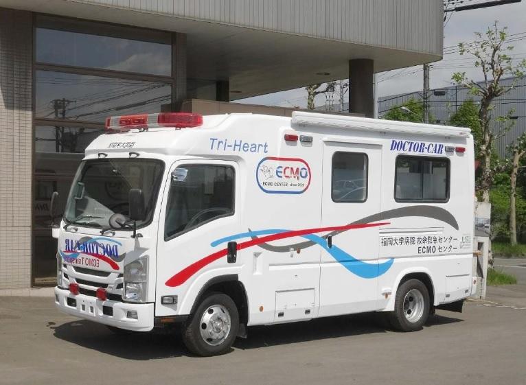 Tri-Heart ドクターカー Mobile ECMO仕様 Ⅷ